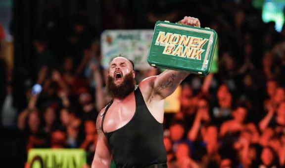 braun strowman wwe cash in summerslam