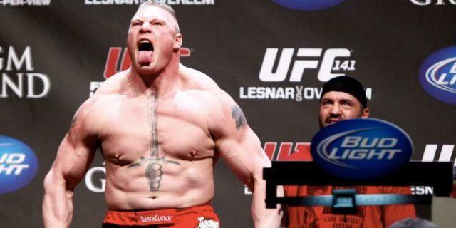 Brock Lesnar WE UFC 226 crash cormier