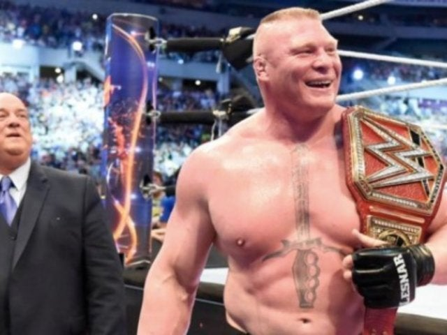 WWE Teasing Contract Dispute with Brock Lesnar over SummerSlam Match