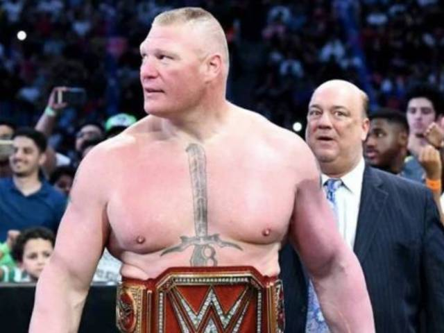 Brock Lesnar Reportedly Could Miss Summerslam