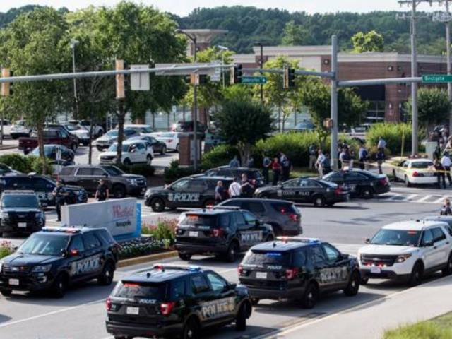 Maryland's Capital Gazette Newspaper Shooting Victims Identified