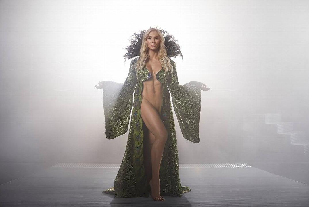 Charlotte Flair espn the body 3