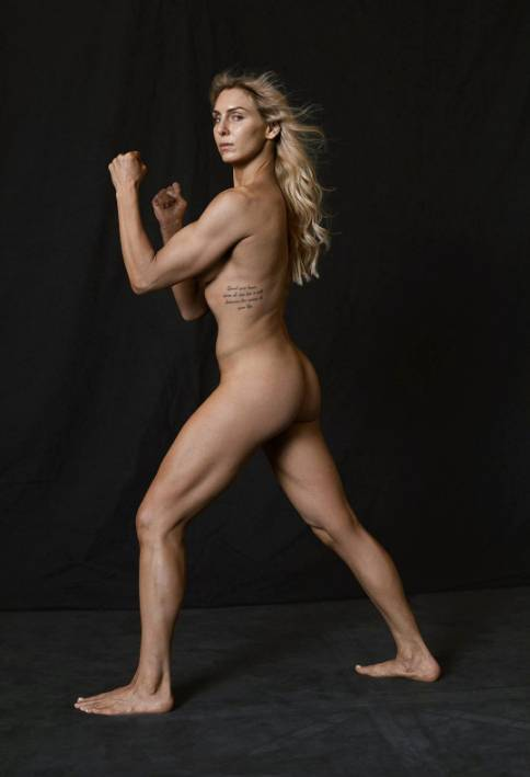 charlotte flair espn the body 5