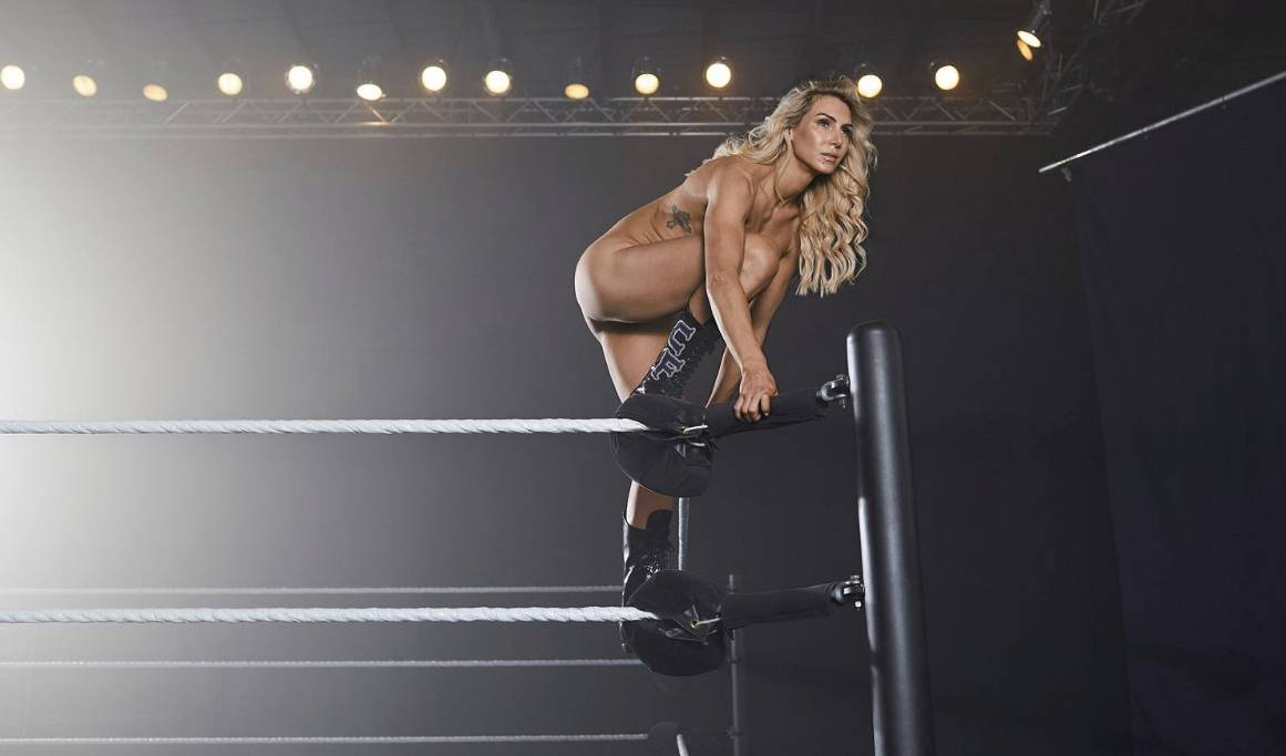 charlotte flair wwe espn the body 6