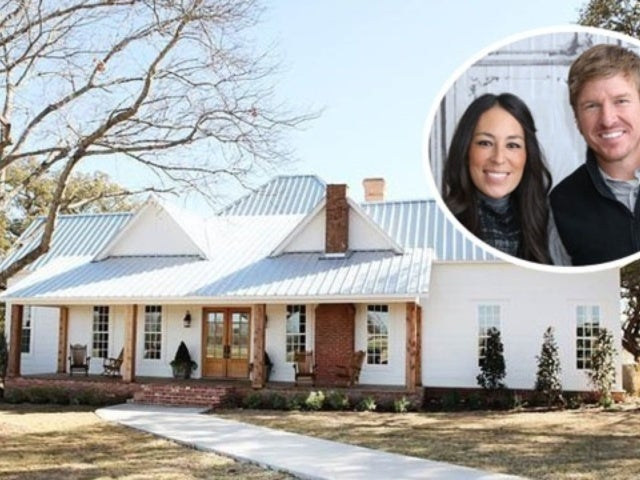 Peek Inside Chip and Joanna Gaines' Cozy Texas Farmhouse
