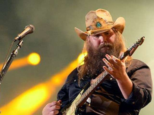 Chris Stapleton Determined to Keep His Children out of the Spotlight