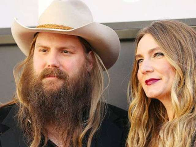 Chris Stapleton Reveals Charity Launched With His Wife, Morgane