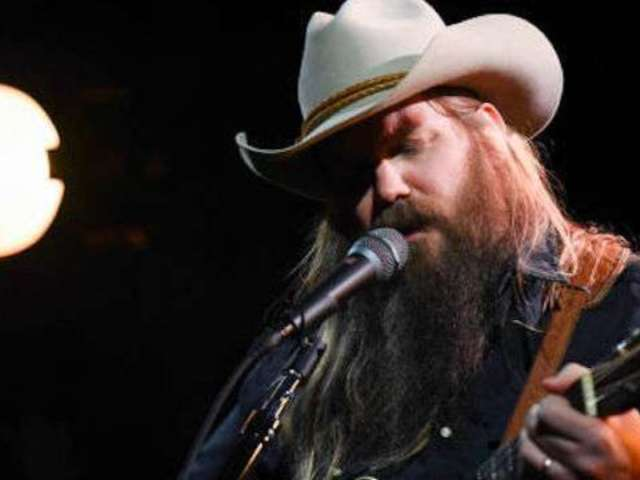 Chris Stapleton on New Music: 'There Probably Won't Be an Album This Year'