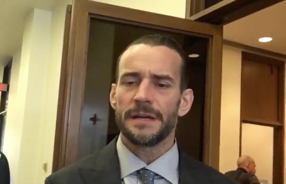 CM Punk Lawsuit trial wwe first comments