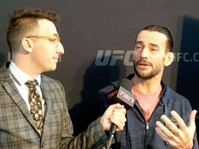 Watch: CM Punk on Return to Wrestling: 'I'm done, I'm done, I'm done'