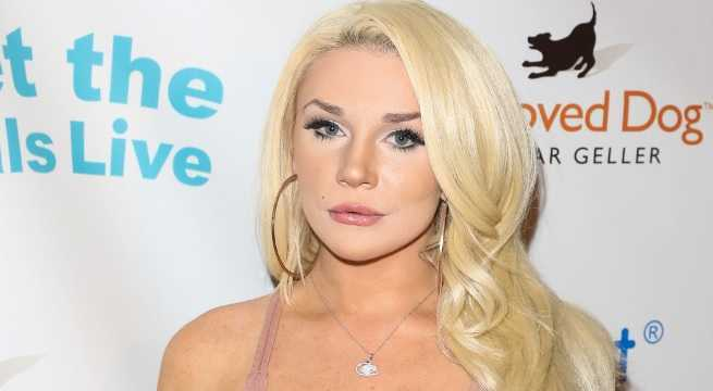 courtney stodden getty