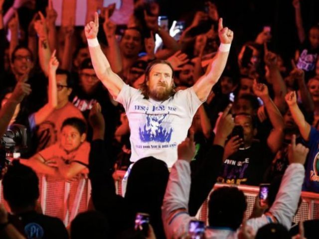 WWE Reportedly Not Planning to Use Daniel Bryan as Main Eventer