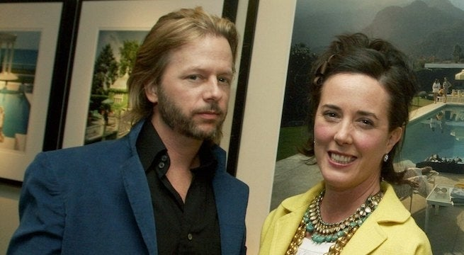 david-spade-kate-spade_getty-Matthew Simmons : Stringer