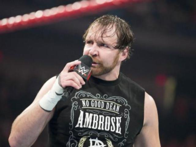 Rumored Plans for Dean Ambrose Upon Return From Injury