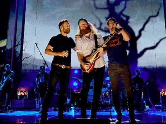 Listen to Dierks Bentley's Latest Single, 'Burning Man,' With Brothers Osborne