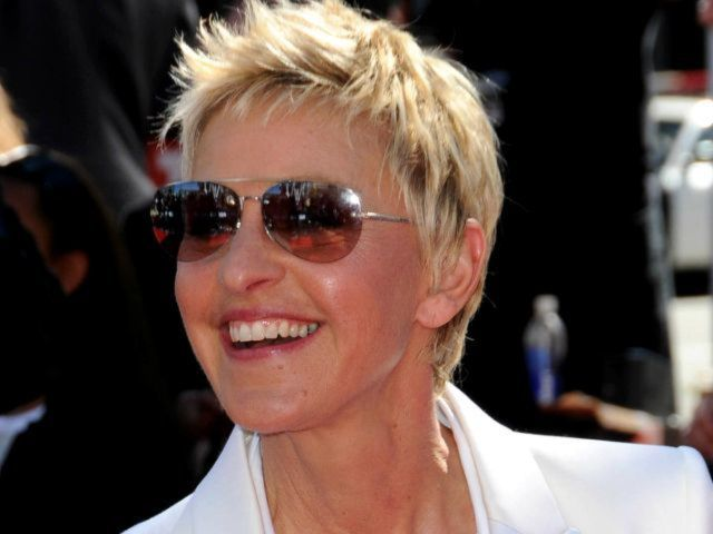 Ellen DeGeneres Reveals New Hairdo After Hair Coloring Goes Wrong