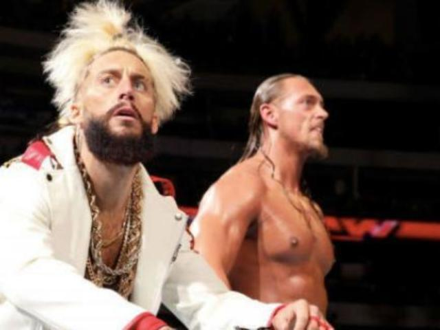 Enzo Amore Still Holding Grudge Against Big Cass