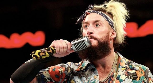 Enzo Amore retired from wrestling wwe