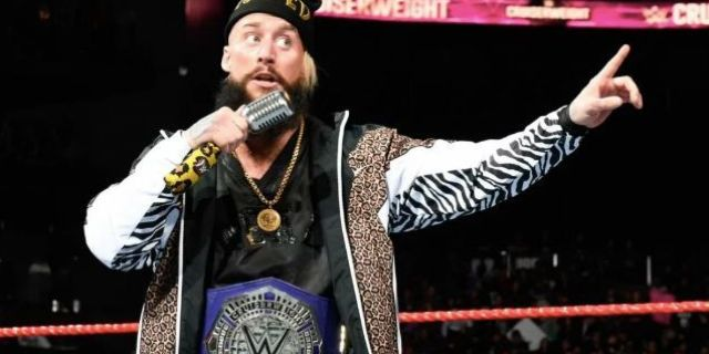 Enzo Amore WWE Why He was fired