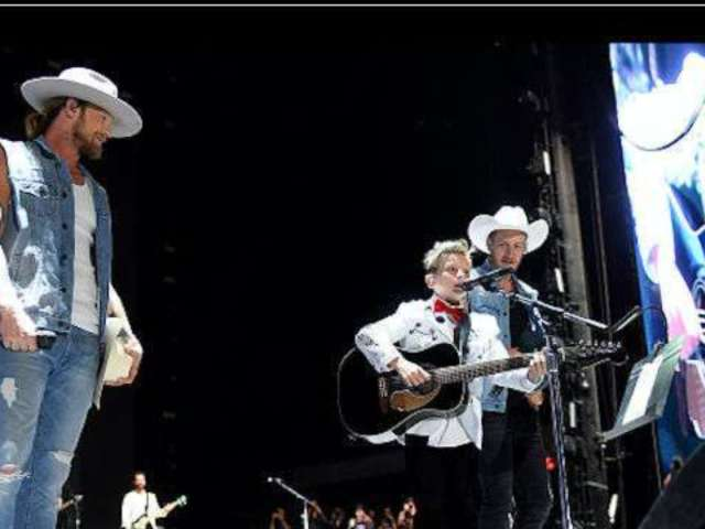 Florida Georgia Line Sings Praises of Child Star, Mason Ramsey