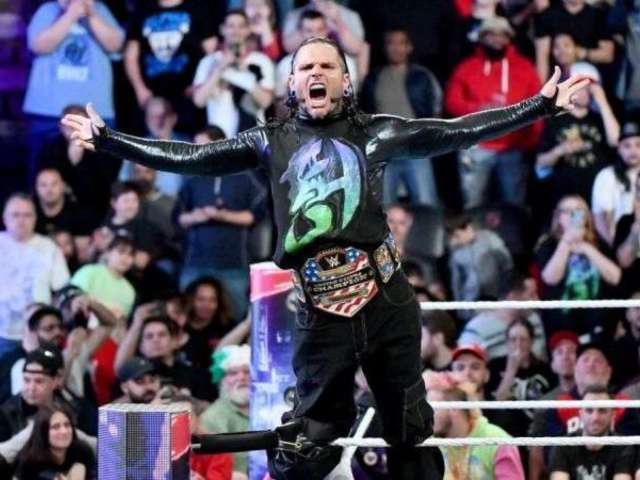 Big Jeff Hardy US Title Defense Announced for This Week's SmackDown