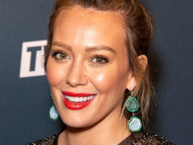 Hilary Duff Rings in July 4th With a Baby Bump Update