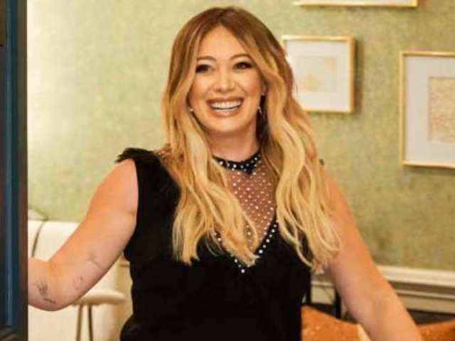 Hilary Duff Shares Hilarious Baby Name Suggested by 6-Year-Old Son