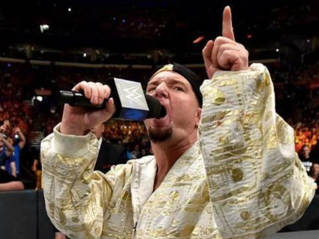 James Ellsworth Reportedly Booked for Money in the Bank Return