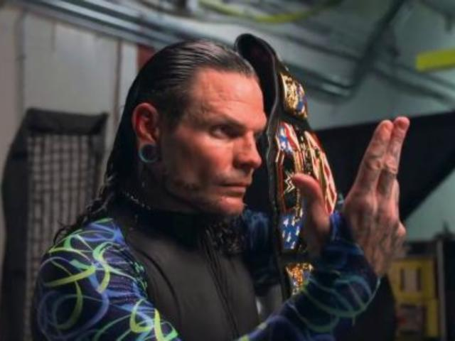 Jeff Hardy Reportedly Dealing With Nerve Damage