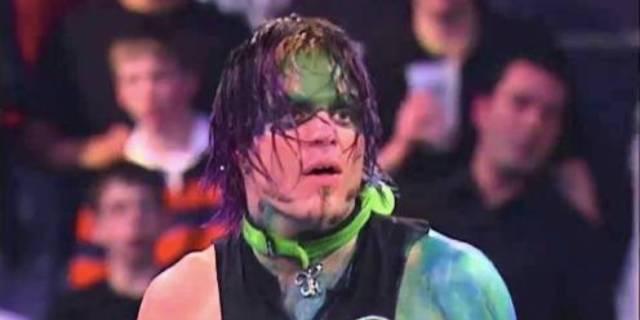 Jeff Hardy WWE why released in 2003
