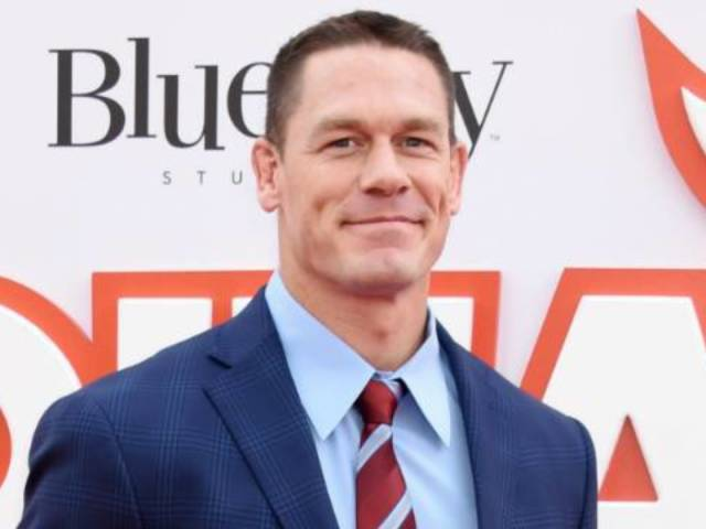John Cena Lands His Next Movie Role in Paramount's 'Playing With Fire'