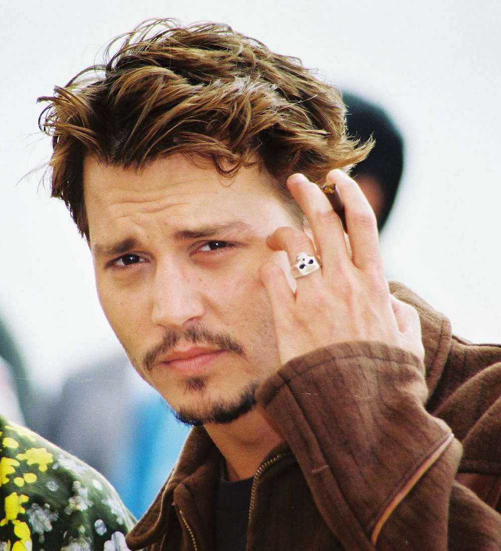 See Johnny Depp Transform From Teen Hunk to Rockstar