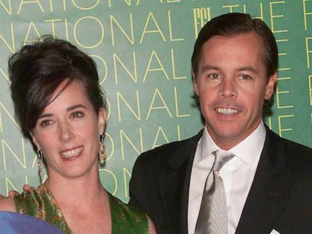 Andy Spade Pays Tribute to Kate Spade With 'Christmas' in July