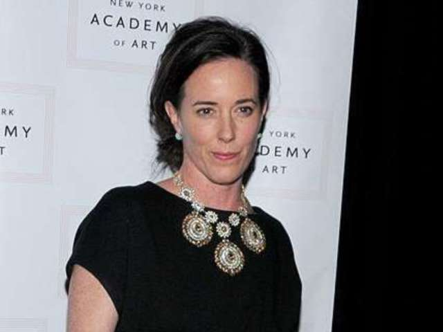 Kate Spade's Father Addresses Her 'Private Troubles'