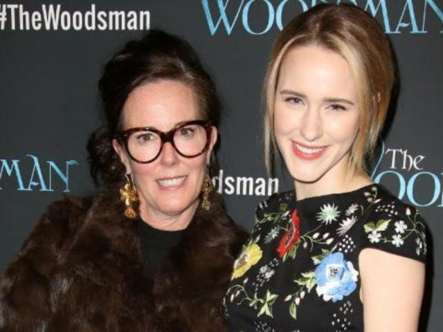 'Marvelous Mrs. Maisel' Star Rachel Brosnahan Becomes New Face of Late Aunt Kate Spade's Frances Valentine Collection