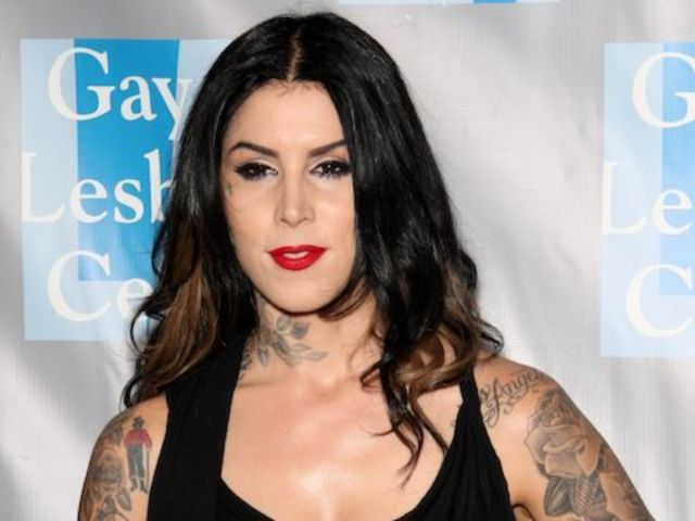 Kat Von D's Latest Baby Bump Photo Sparks Another Vaccine Debate