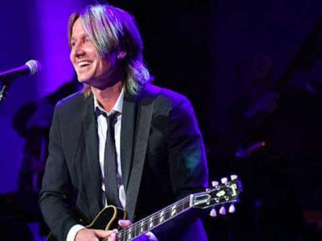 Keith Urban's New Year's Eve Sweater Is Getting Him Compared to Freddie Krueger
