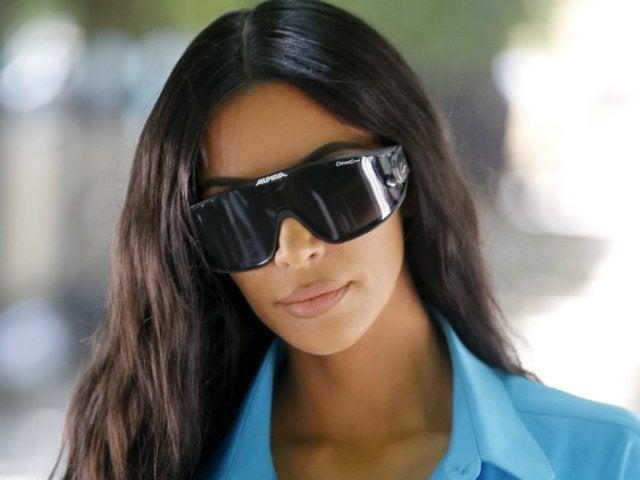 Kim Kardashian Reveals She Doesn't Smile to Prevent Wrinkles