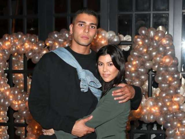 Kourtney Kardashian and Younes Bendjima Reportedly Get Back Together