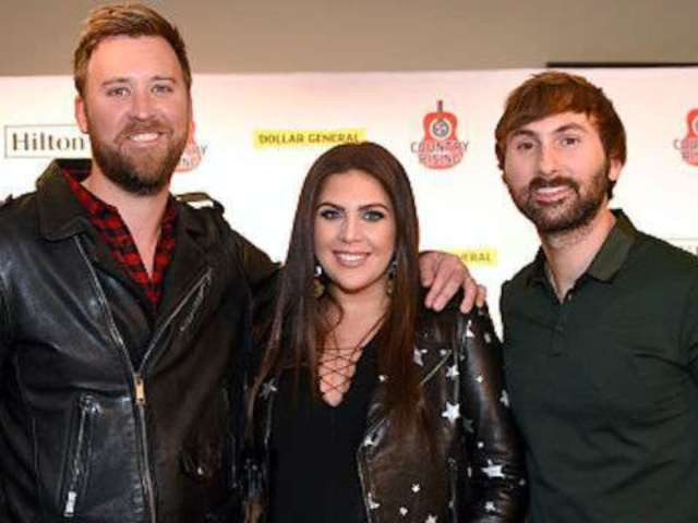 Lady Antebellum Honored at St. Jude With the Randy Owen Angels Among Us Award