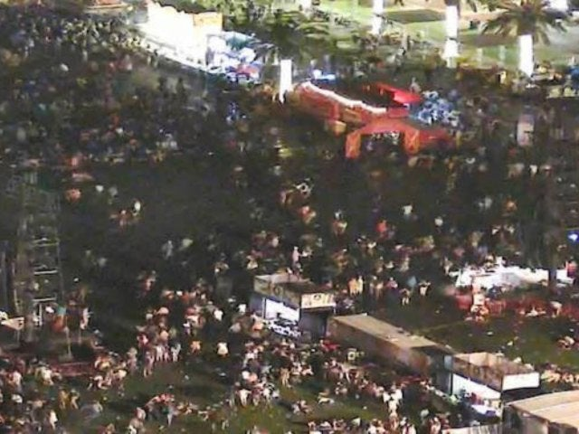 Las Vegas Police Release Route 91 Concert 911 Audio and Roof Footage