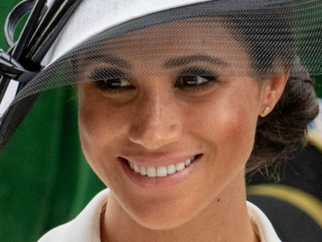 Meghan Markle's Royal Wardrobe Estimated to Cost $1 Million