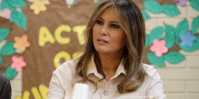 Melania Trump Claims Donald Trump Cheating Rumors Are Just Gossip