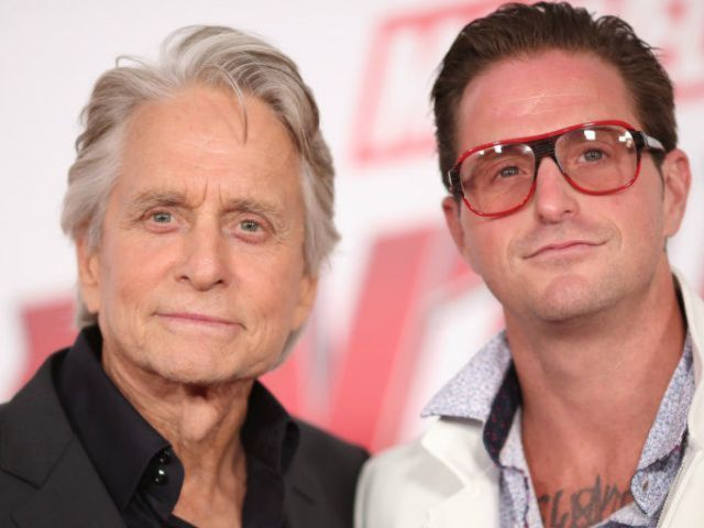 Michael Douglas Gives Update on Son Cameron After Prison Release