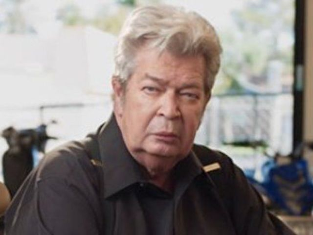 Memorial Set up for Richard 'Old Man' Harrison at 'Pawn Stars' Shop