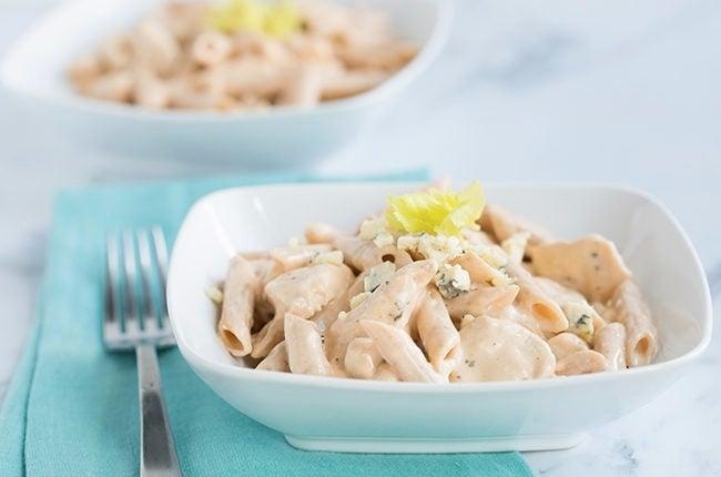One-Pan-Buffalo-Chicken-Pasta_RESIZED-3-650x430