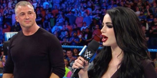 Paige WWE Smackdow General Manager