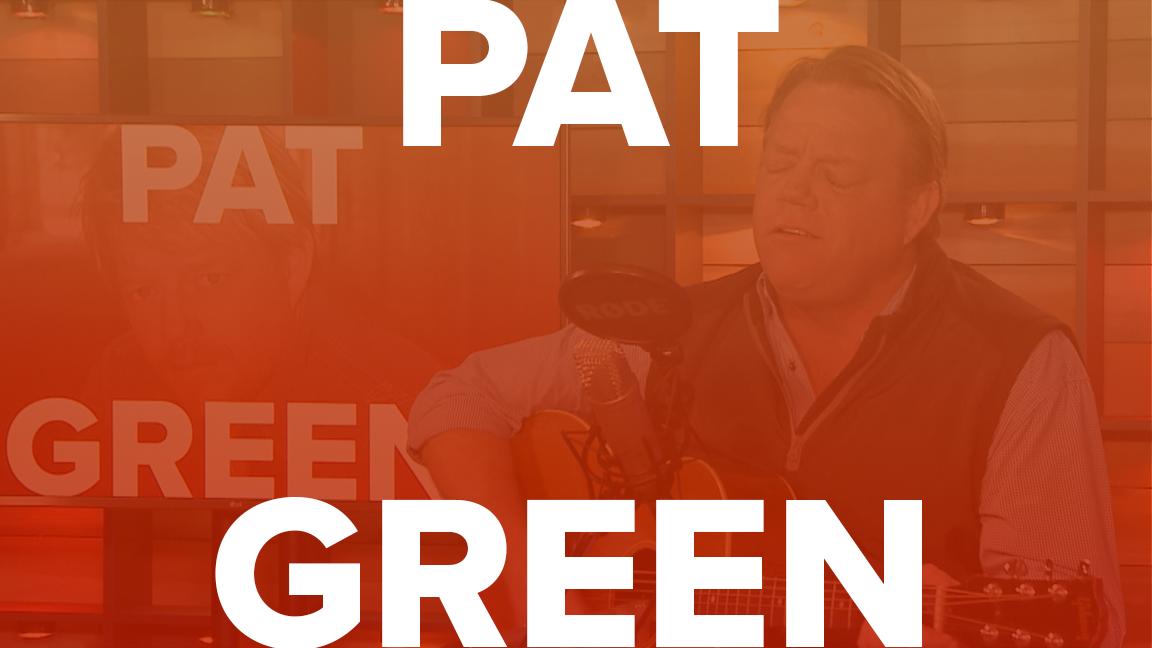 Pat Green Performs