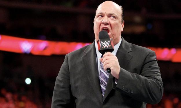 Paul heyman roman reigns wwe sloppy second samoan