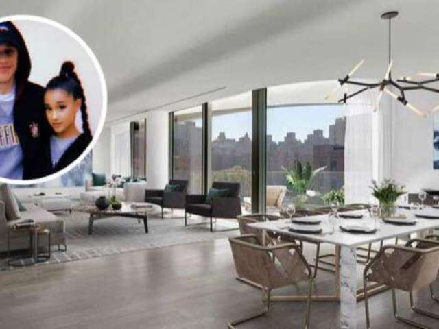 Peek Inside Ariana Grande and Pete Davidson's $16M New York Apartment